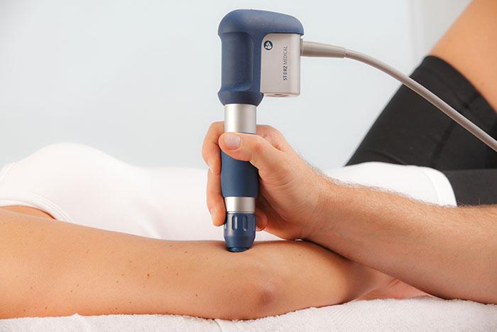 senebetennelse i armen bekandling